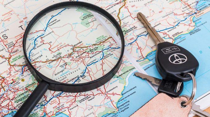 Comment faire son itinéraire sur Via Michelin ?